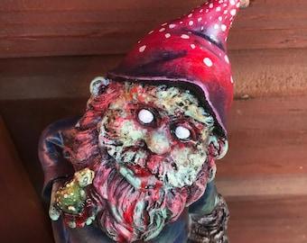 Zombie Gnome - Fimberlink