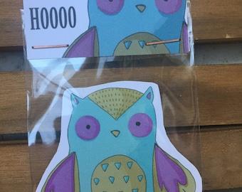 Magnet - Owl