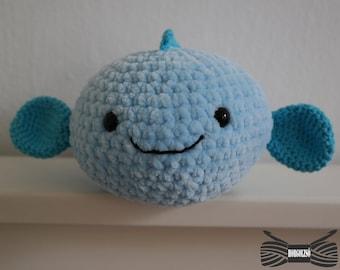 Crochet Supersoft Fish Amigurumi
