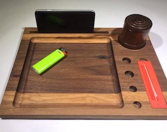 Custom Rolling Station / Rolling Tray