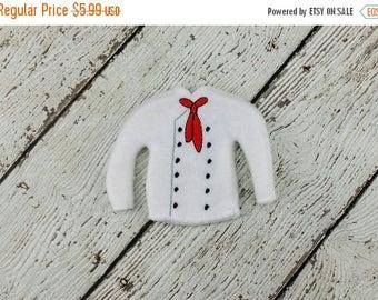 Summer Sale Elf Chef Sweater - Elf Clothing - Doll Clothing