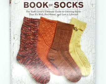 How To Knit Socks - Sock Knitting Patterns - Knitting Patterns - Sock Book - Mens Sock Patterns - Womens Sock Patterns - Knitting Socks