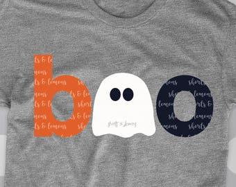 Halloween svg, Ghost svg, Boo svg, svg, Boys halloween, svg, png, eps, DXF, girls halloween svg, Cut File, Cricut, Silhouette, boo appiique
