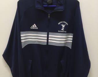 Mixed Adidas jacket size L