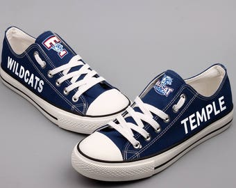 Temple Wildcats Womens Tennis Shoes Sneakers