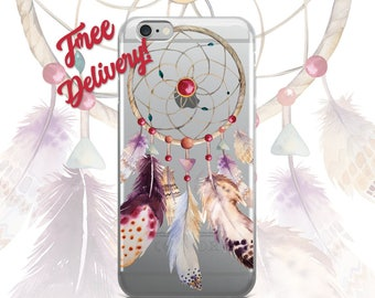 FREE SHIPPING Boho Phone Case iPhone 7/7+/6/6S/6+/6S+65/SE, Galaxy S8/8+/7/7Edge/6/6Edge/5/Note5/J7Prime, Huawei P8/8PLite2016/P9/P9Lite