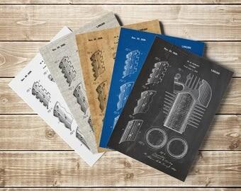 Harley Davidson, Cylinder,Harley Art Print,Harley Wall Print,Harley Decor,Harley Printable,Harley Patent Art,Biker Art Gift,INSTANT DOWNLOAD