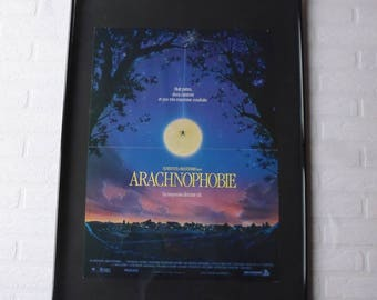 1990 Arachnophobie original movie poster