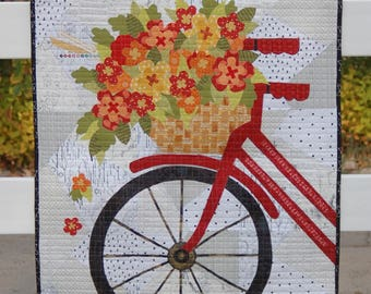 Blossoms and Spokes - quilt pattern - No 2 Abbey Lane -  #310