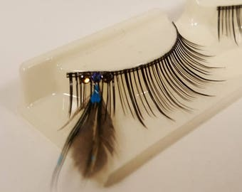 Woodland Flaire Feather Lashes