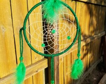 Handmade Dreamcatcher with Beads