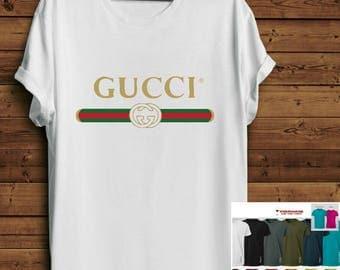 Inspired Guc*i Shirt. Guc*i tee. Guc*i tshirt. Givenchy Shirt. Pinterest Shirt. Tumblr Shirt Tee. Fashion Blogger tee. Celine Parody Shirt