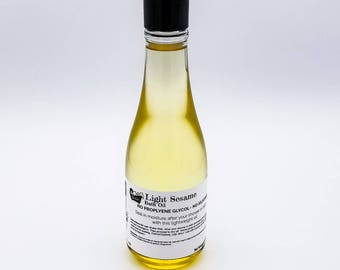 Light Sesame Bath Oil