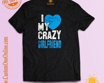 I Love MY Crazy Girlfriend, TEE