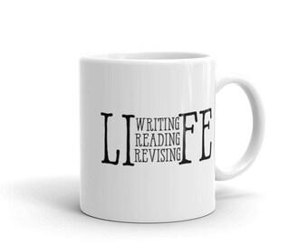 Writing Life Mug