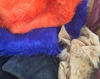 Scrap fur