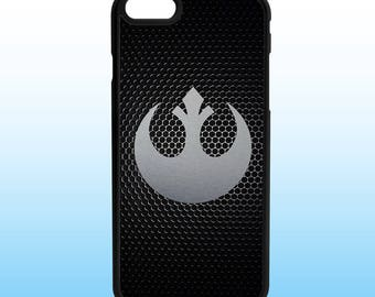 Star Wars Rebel Logo Iphone Case, Iphone 5, 6, 7, 8, X