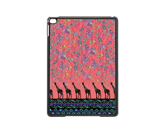 iPad/Tablet Cover Featuring our Giraffe Print