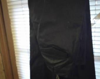 Retro Cougar International Apparel Genuine Leather Pants size 32 NWT