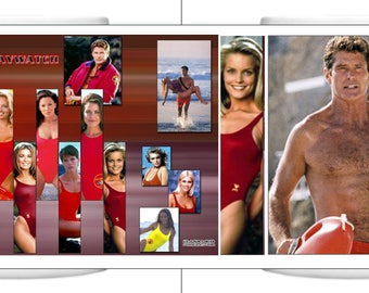 TV Series Baywatch Mug