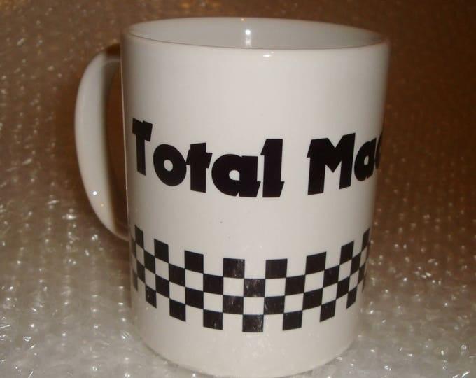 Total Madness Two Tone Music Mug