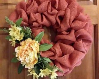 Custom made wreaths!!!