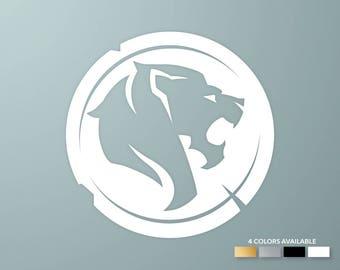Overwatch League Decal | LA Gladiators