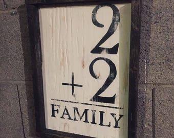 Family 2+2