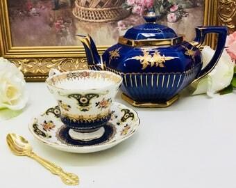 Royal Albert Dorchester series teacup and saucer