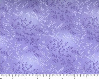 "108"" Quilt Backing Medium Purple on Purple"