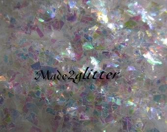 Mylar glitternail art shreds in various colors
