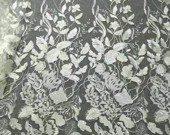 Newest luxury lace fabric,bridal lace fabric,bridal wedding lace fabric and fashion embroidery lace,french lace