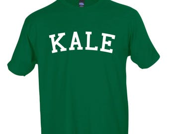 KALE Graphic Funny T-Shirt