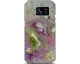 Abstract Floral, Samsung Galaxy Phone Case S7/ S7 Ed/ S8/ S8+