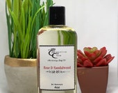 Rose & Sandalwood Body Oil, Hair Oil