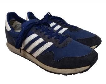 Hot Sale!!! Rare Vintage 80s ADIDAS MERCURY Sneakers Hip Hop Skate Swag 11 UK (32 cm) Size