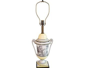 Frederick Cooper Porcelain Lamp