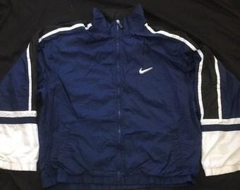 Vintage 90s Nike Windbreaker