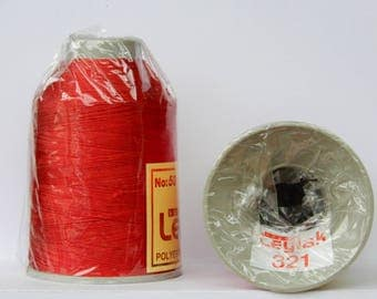 oya Turkish lace crochet polyester no50 thread color 321 Leylak haakgaren for needle no 21 / 0,55 - 100 gr