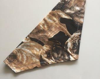 I want to be a pug slip on bandana