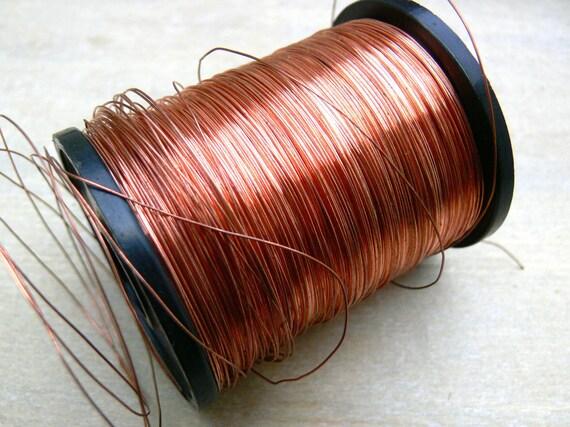 0.375mm round copper wire 27g copper wire bare copper wire