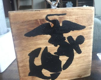 Marine ornament