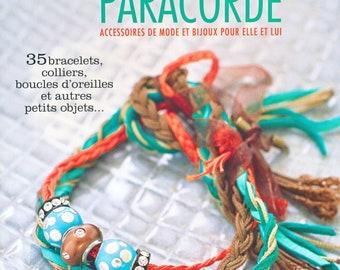 """Livre """"Bijoux en paracorde"""""""