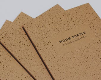 Moon Turtle: A Mood Journal – V3