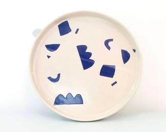 A S S I E T T E / / die tägliche Platte / Tabelle / Fach / modern / Pastell / craft / Konfetti / Matisse / Terrazzo