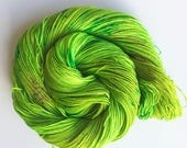 Friend From Work Hand Dyed Fingering Weight Yarn for Knitting and Crochet