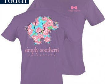 Simply Southern *ELEPHANT* Shirt