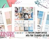 Printable, eclp Weekly Kit, Girl Boss Stickers, Photography Weekly Kit, Printable Weekly Kit,Printable Planner Stickers