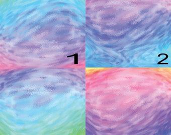 Water Color #1 12x12,Pattern Vinyl Printed Vinyl- Adhesive Sticky Craft Vinyl- HTV Vinyl and Glitter Vinyl