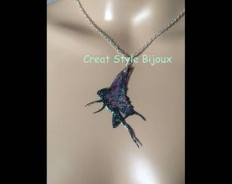 Beautiful fairy pendant necklace